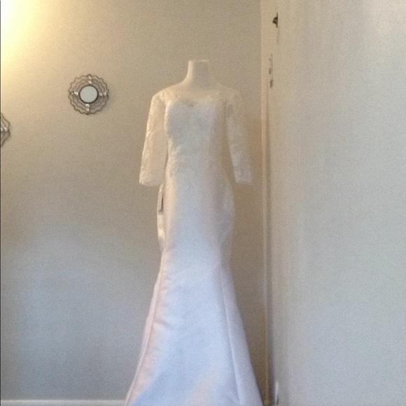 JJ\'s House Dresses | Brand New Wedding Gown | Poshmark